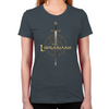 Excalibur Women's Fitted T-Shirt