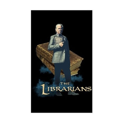 The Librarians Jenkins Sticker