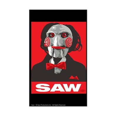 Saw Clown Sticker