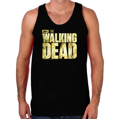 The Walking Dead Logo Men's Tank