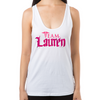 Lost Girl Team Lauren Racerback Tank