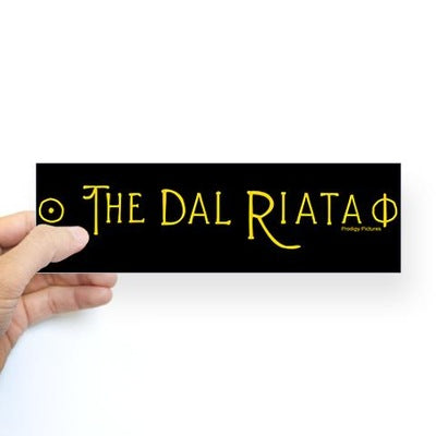 The Dal Riata Sticker
