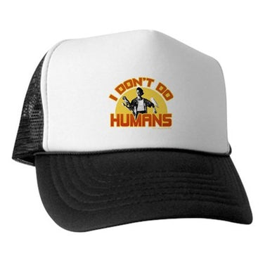 Ace Ventura I Don't Do Humans Trucker Hat