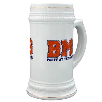 BMS Party at the Goat House Stein