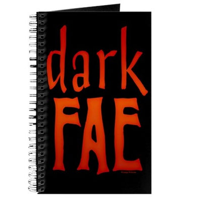 Lost Girl Dark Fae Journal