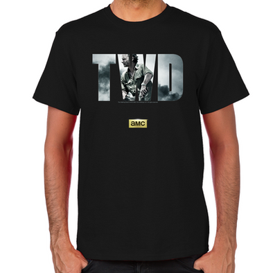 TWD Rick Grimes Men's T-Shirt