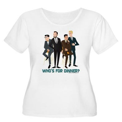 Mad Men Philanderers Women's Plus Size T-Shirt