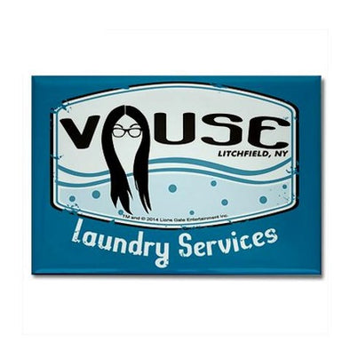 Vause Laundry Magnet