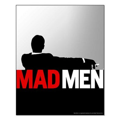 Mad Men Truth Lies Small Poster