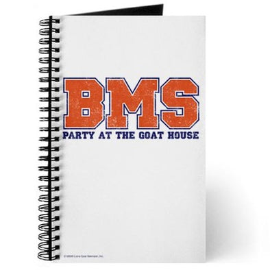 BMS Party at the Goat House Journal