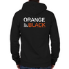 Orange Is The New Black Zip Hoodie