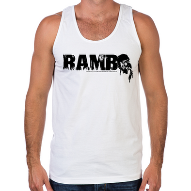 R is for Rambo Tank