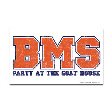 BMS Party at the Goat House Sticker