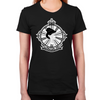 Into the Future! Women's Fitted T-Shirt