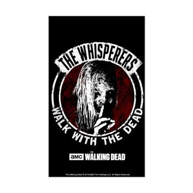 The Whisperers Walk WIth The Dead Sticker