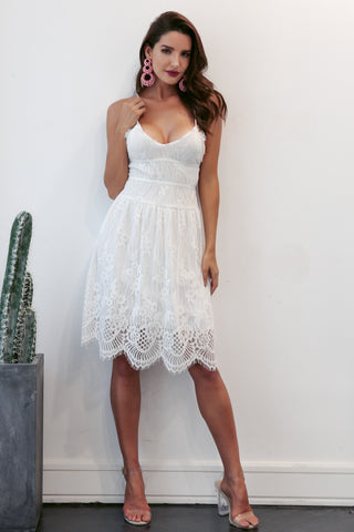 Willow Lace Dress