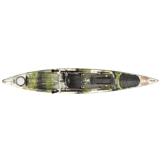 Jackson Kayak Kraken 15.5 Basic - 2016 Model