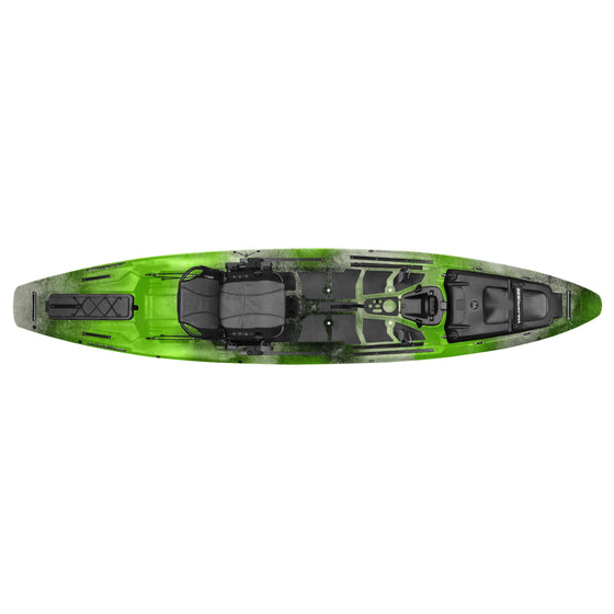 Wilderness Systems ATAK 140 - Sonar