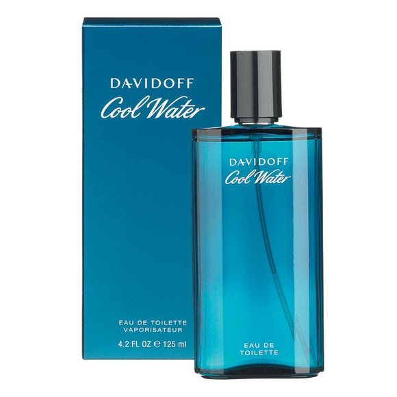Davidoff - Coolwater by Davidoff EDT 125ml (Men)