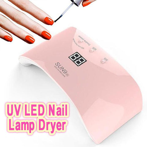 UV LED Nail Lamp Dryer