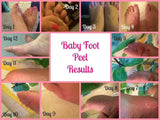 Baby Foot Deep Exfoliation