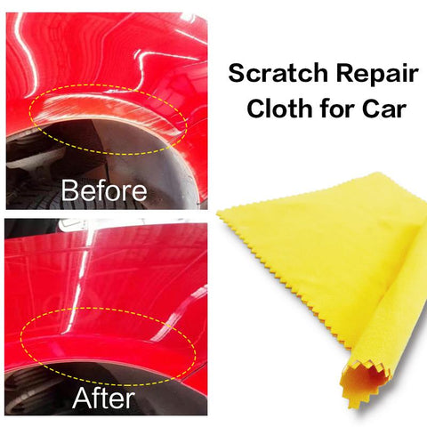 Car Scratch Polish Cloth