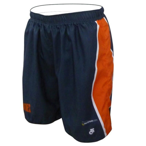 Training Shorts - Long Length