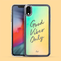 Laut Good Vibes Case for iPhone X Series