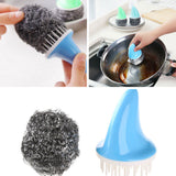 Shark Fin Cleaning Brush - Set of 2