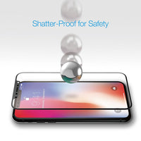 Just Mobile - Xkin 3D Tempered Glass for iPhone X