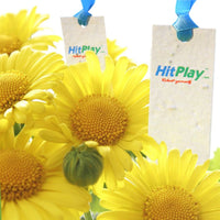 Seedpaper Bookmarks - Plantable