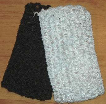 Black and White Ballerina Headbands