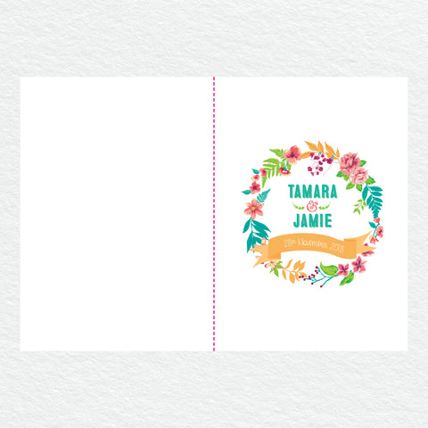 Tropical Celebration Bellyband