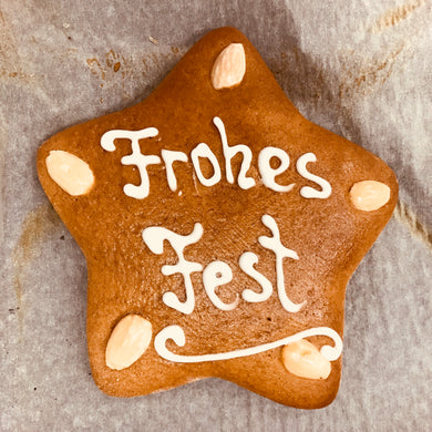 Stern - Frohes Fest