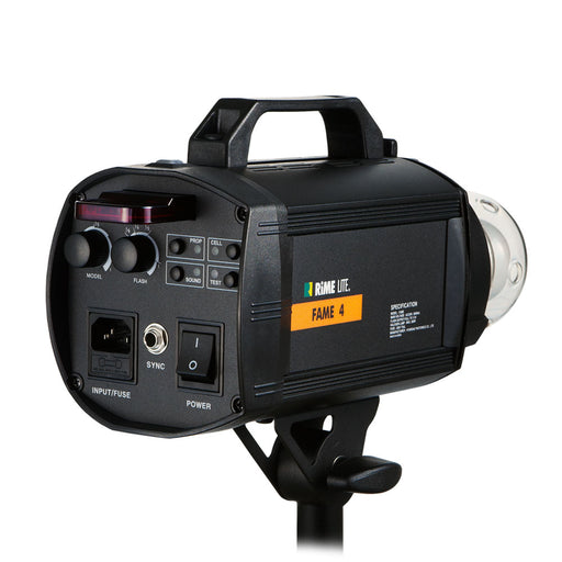 Rimelite Fame 4e Strobe Light (400 watts) Studio Strobe Light (Receiver not Included)