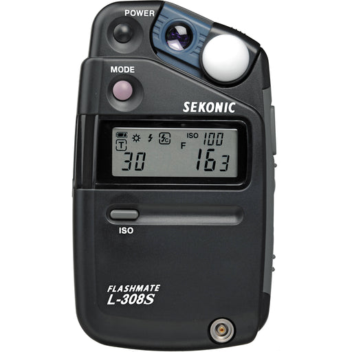 Sekonic L-308S Flashmate Light Meter