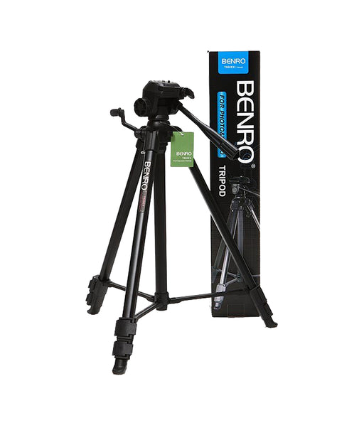 Benro T600EX Digital Aluminum Tripod with 3-Way Pan/Tilt Head