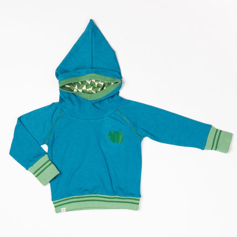 Image of Alba Habian Hoodie - Seaport - Tilly & Jasper