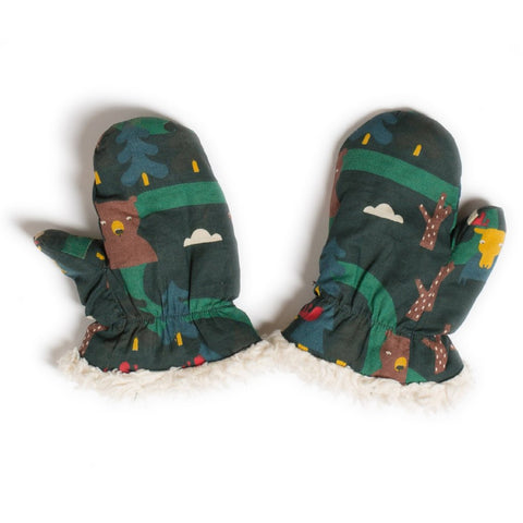 Image of LGR Mittens - Nordic Forest