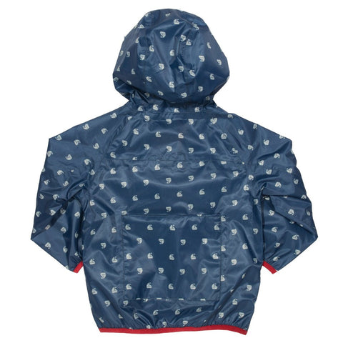 Image of Puddlepack Jacket - Blue