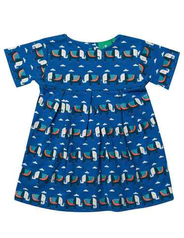 LGR Summer Days Dress - Elephants On Parade