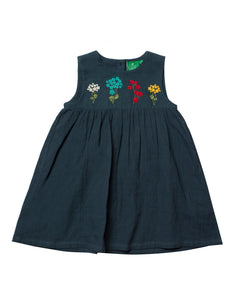 LGR Embroidered Dress - Spring Bloom