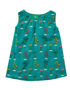 LGR Twirl Dress - Spring Bloom