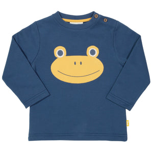 Kite Froggy Sweatshirt - Tilly & Jasper