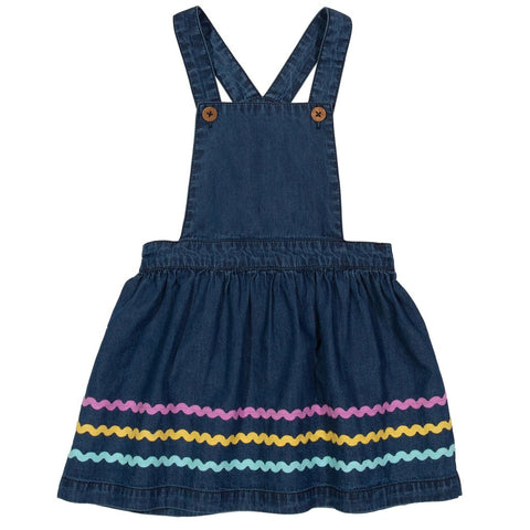 Kite Ric Rac Pinafore