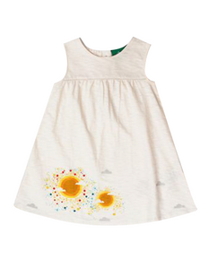 LGR Summer Storytime Dress - Golden Suns