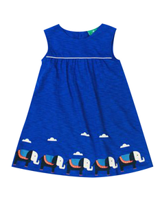 LGR Storytime Dress - Elephants On Parade