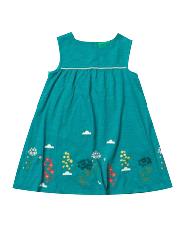 Image of LGR Summer Storytime Dress - Spring Blooms