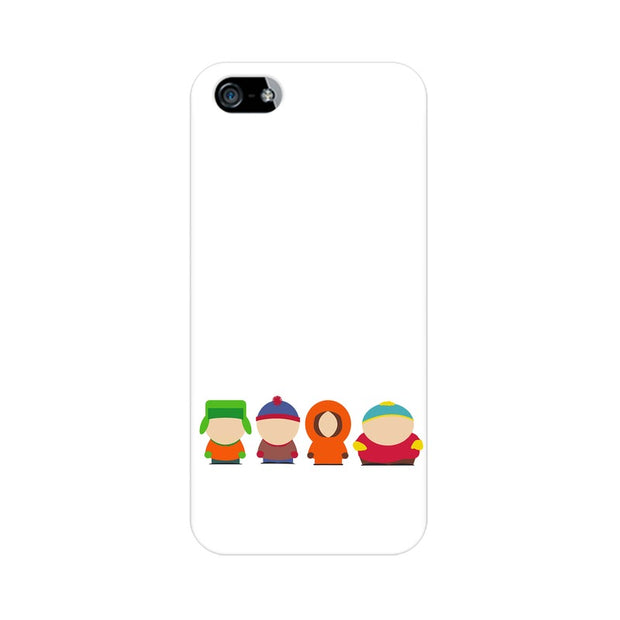 Apple iPhone 5s South Park Minimal Phone Cover & Case