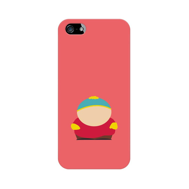 Apple iPhone 5s Eric Cartman Minimal South Park Phone Cover & Case